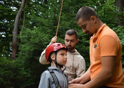 Tabara Micii Exploratori